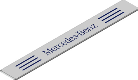 Mercedes Benz Door Sill Panels